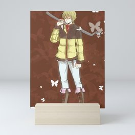 Blast of Tempest  Mini Art Print