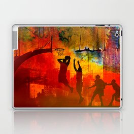 A summer in New York Laptop & iPad Skin