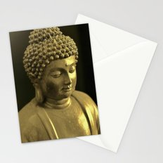 Three things cannot be long hidden: the sun, the moon, and the truth. - Buddha Stationery Cards