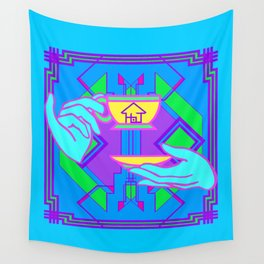 Tea Time! Wall Tapestry