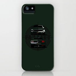 Bullitt generations iPhone Case