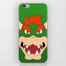 Bowser Super Mario Bros. iPhone & iPod Skin