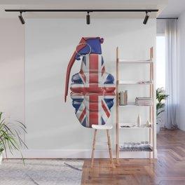 British grenade Wall Mural