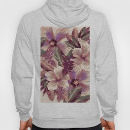 Antiqued Garnet Ginger Aloha Hoody