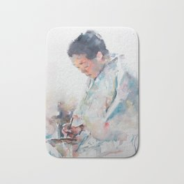 The Story Teller Bath Mat