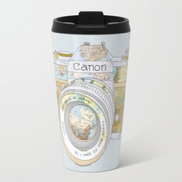 TRAVEL CAN0N Travel Mug