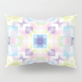 Spring kaleidoscope Pillow Sham