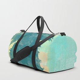 Tropical Pineapple Duffle Bag