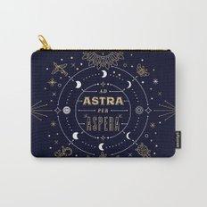 Ad Astra Per Aspera Carry-All Pouch