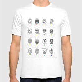 (The Ghosts of our) Forefathers T-shirt