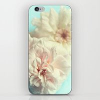 blush iPhone & iPod Skins featuring blush by Sylvia Cook Photography