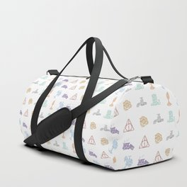 Potter Book Spells Duffle Bag
