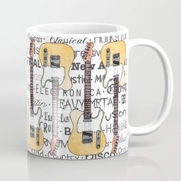 Music for the Soul & Spirit - Off-White Series Coffee Mug