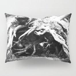 The enchanted fallen tree Pillow Sham
