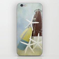 Buoys and Starfish iPhone & iPod Skin