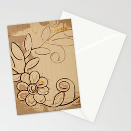 Allons-y Stationery Cards