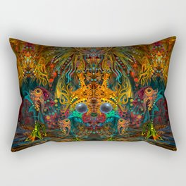 Lemuria Rectangular Pillow