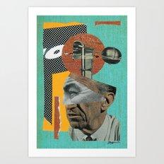 The Good Doctor Art Print