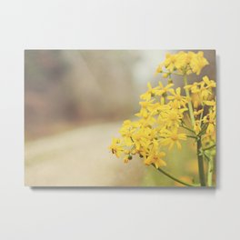 Flowers for Mom! Metal Print