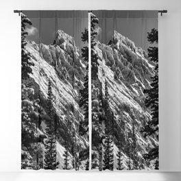Agnes Lake Sentinel Blackout Curtain