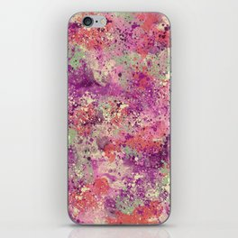 Volatile Violet iPhone Skin