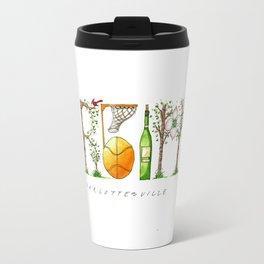 UVA - Charlottesville Travel Mug