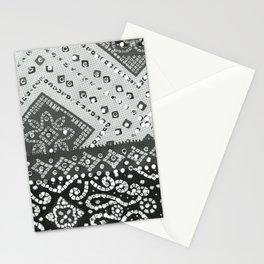 Chamak BW Stationery Cards