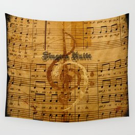singers unite Wall Tapestry