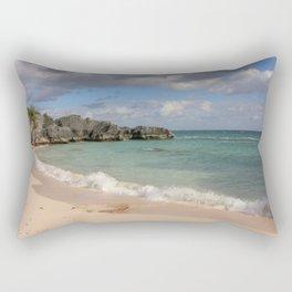 Bermuda Beach 03 Rectangular Pillow