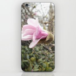 French flower iPhone Skin