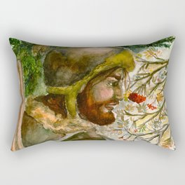 Hunter Rectangular Pillow