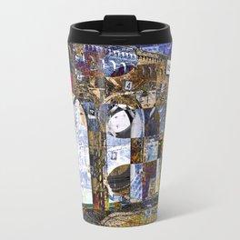 City Facade of Berlin Travel Mug