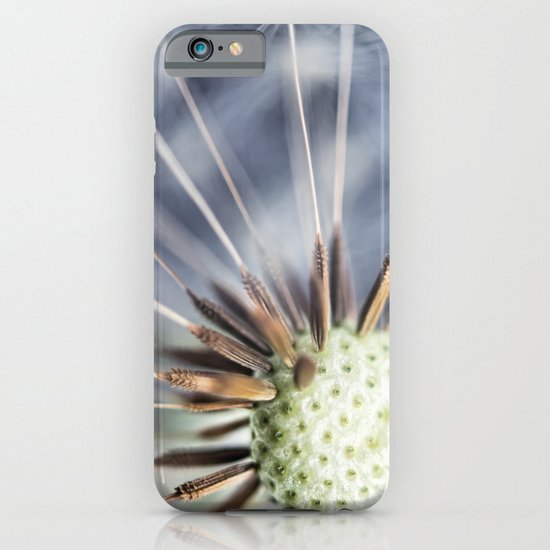 Dandelion fluff... 3 iPhone & iPod Case