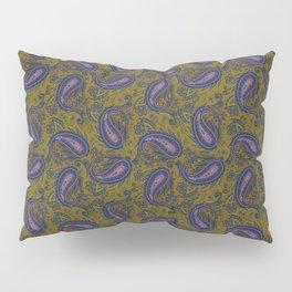 Meredith Paisley - Bronze/Gold Pillow Sham