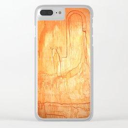 Spigot Clear iPhone Case