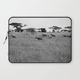 Impala in the grass Laptop Sleeve