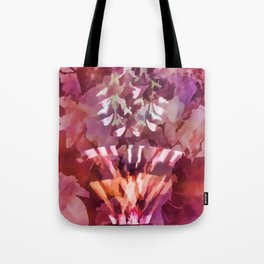 Lampshade Flowerpot Tote Bag