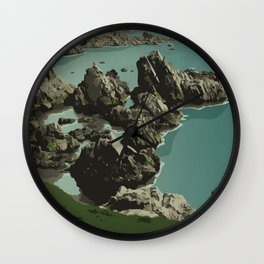 Dungeon Provincial Park Wall Clock