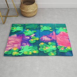 Lilly Pad Rug