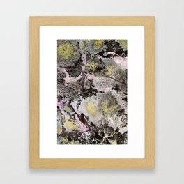 CARESS Framed Art Print