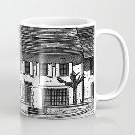 Montboudif, birthplace of Geoges Pompidou Coffee Mug