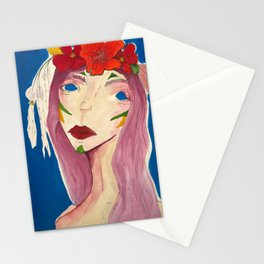 Girls|| Stationery Cards