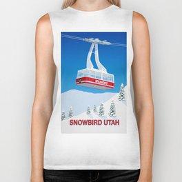 Snowbird Ski Resort Biker Tank