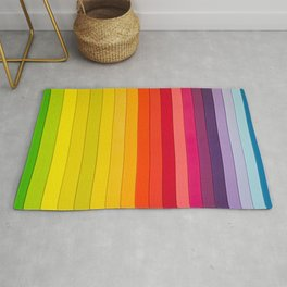 Colors Rainbow Rug