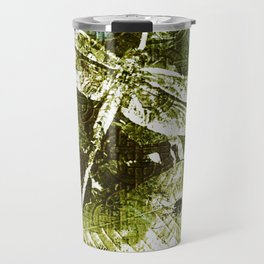 Celtic Green Dragon Travel Mug