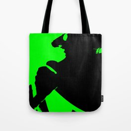 Abstract Hornet Tote Bag
