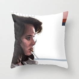 Are we going to prom or to hell? Throw Pillow