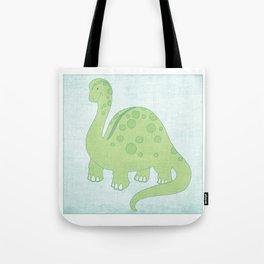 Deeno the Dino Tote Bag