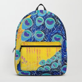 Peacock - Brave Backpack