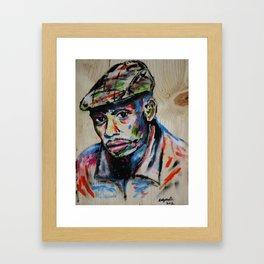 Chappelle Framed Art Print